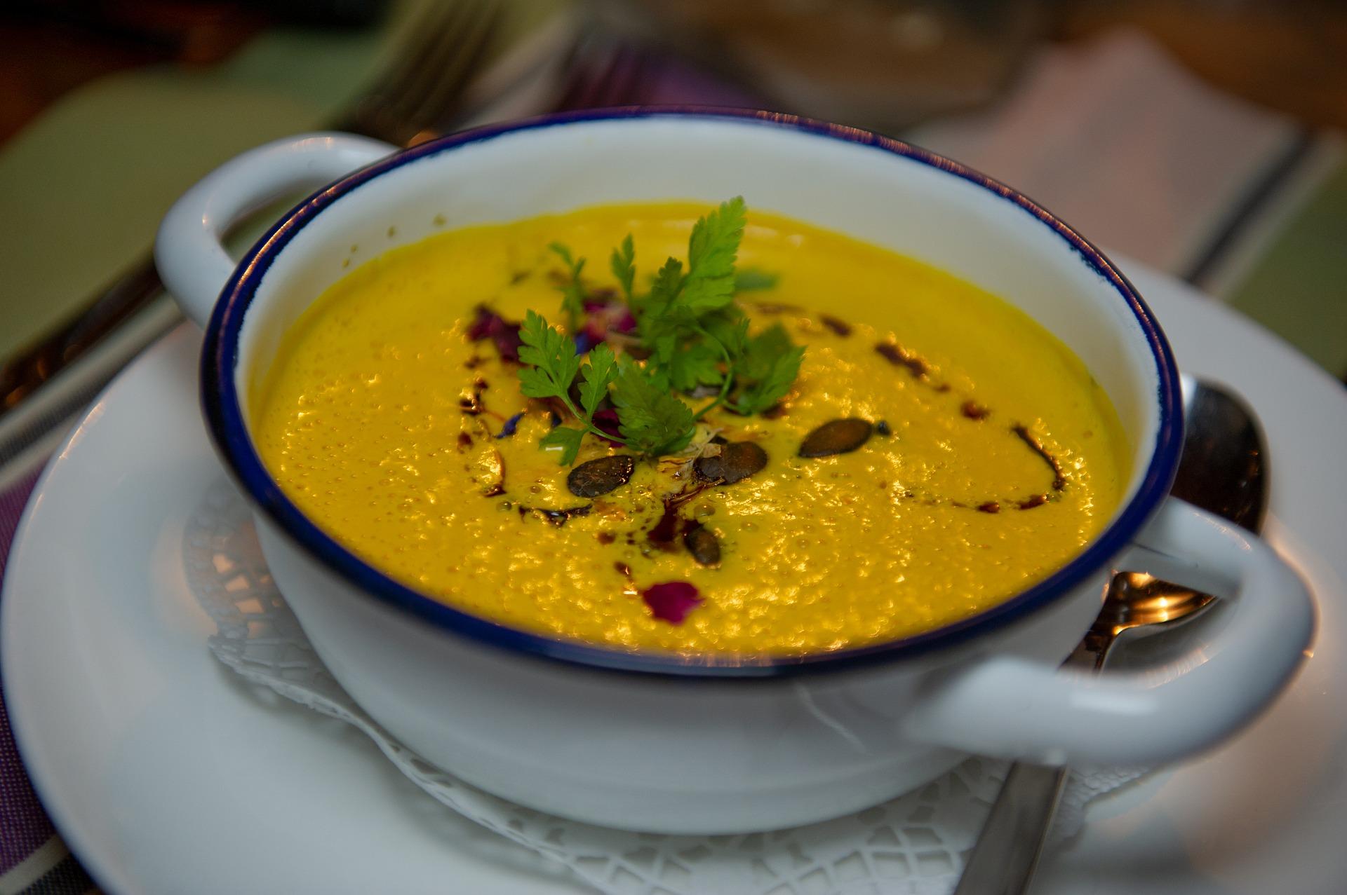 Pumpkin Soup from Suppenmacher